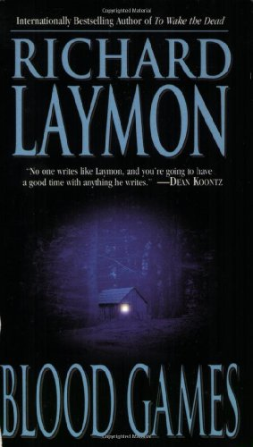 Blood Games by Richard Laymon