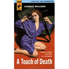 A Touch of Death (Hard Case Crime) (Mass Market Paperback) by Charles Williams