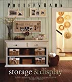 Pottery Barn Storage & Display (Pottery Barn Design Library)