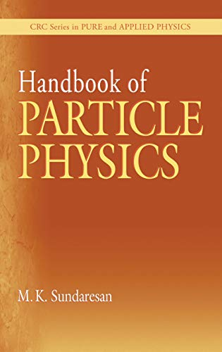 Download ebook free particle physics