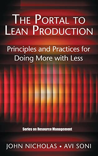 PDF The Portal to Lean Production Principles and Practices for Doing More with Less Resource Management