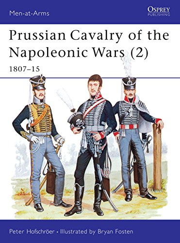 Prussian Cavalry of the Napoleonic Wars (2) 1807-15