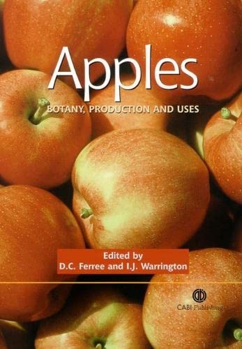 PDF Apples Botany Production and Uses