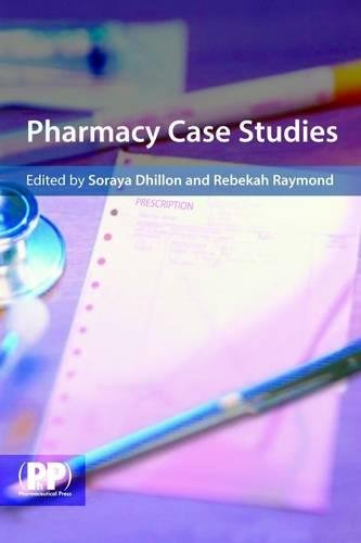 pharmacy case studies with answers A selection of medical ethics cases designed to help determine  each case also has a short history  (if someone answers when it harms the child remind.