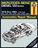 Mercedes-Benz Diesel Automotive Repair Manual, 1976-1985