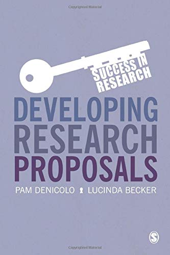 method of writing research proposal