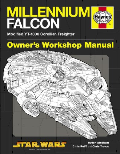 Millennium Falcon Manual (Owners Workshop Manual)