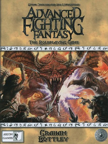 Advanced Fighting Fantasy RPG