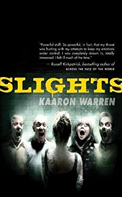 GIVEAWAY REMINDER: Win a Copy of SLIGHTS by Kaaron Warren