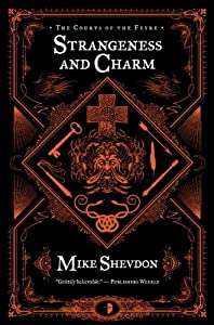 BOOK REVIEW: Strangeness and Charm by Mike Shevdon