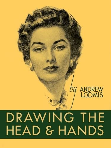 Drawing the Head and Hands Book Cover Picture