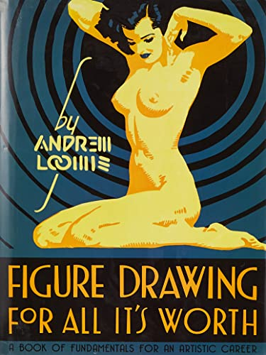 Figure Drawing for All It's Worth Book Cover Picture