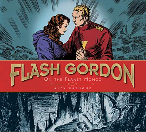 Flash Gordon on the Planet Mongo cover