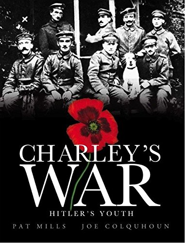Charley's War: Hitler's Youth cover