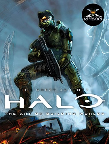 Halo: The Art of Building Worlds - Titan Books