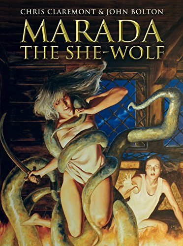 Marada the She-Wolf cover