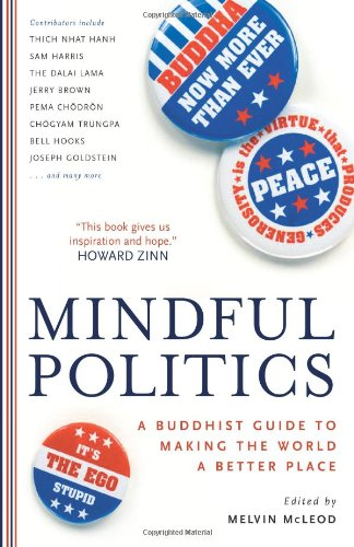 Mindful Politics Book Cover