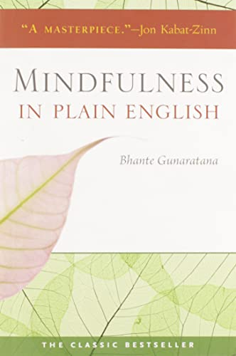 Mindfulness in Plain English Book Cover Picture