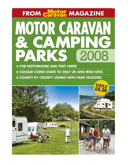 Motor Caravan and Camping Parks Jake Kennedy