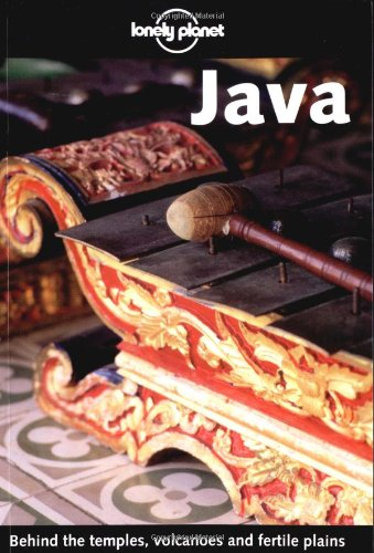 Java (Lonely Planet, 2nd edition)
