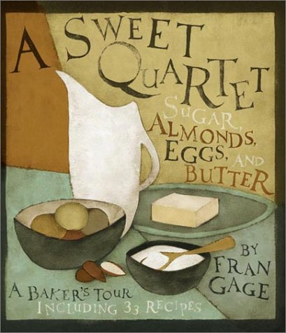 funny essays13. 130. A Sweet Quartet: Sugar, Almonds,