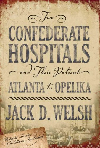 an analysis of medicine and hospitals in the civil war Medicine in the american civil war steamers, known as sanitary steamers, were also used to carry soldiers to hospitals for care civil war medicine.