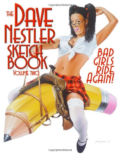 The Dave Nestler Sketchbook Volume 2