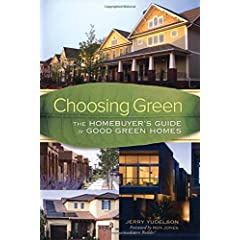Cover Photo: Choosing Green