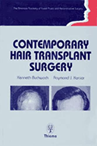 CONTEMPORARY HAIR TRANSPLANT SURGERY