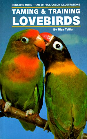 Taming and Training Lovebirds by Risa Teitler