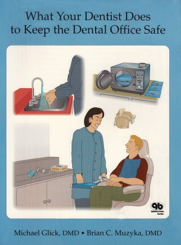 WHAT YOUR DENTIST DOES TO KEEP THE DENTAL OFFICE SAFE, 1ED