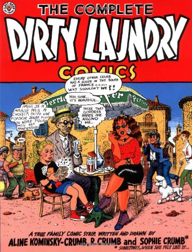The Complete Dirty Laundry Comics