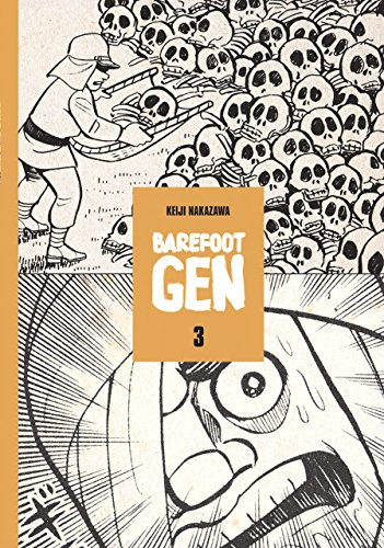 Barefoot Gen Book 3 cover