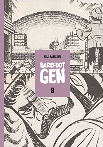 Barefoot Gen Book 9 cover
