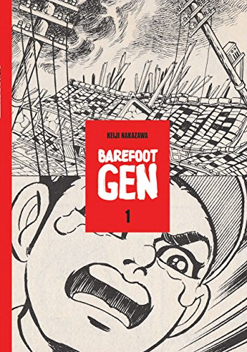 Barefoot Gen Volume 1 cover
