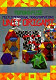 Unit Origami by Tomoko Fuse