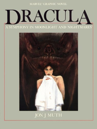 Dracula: A Symphony In Moonlight And Nightmares Cover
