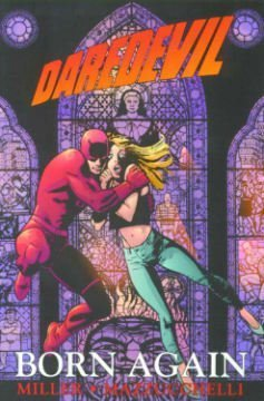 Daredevil Legends Vol. 2: Born Again Cover