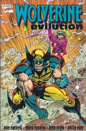Wolverine: Evilution Cover