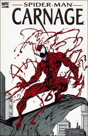 Spider-Man: Carnage Cover