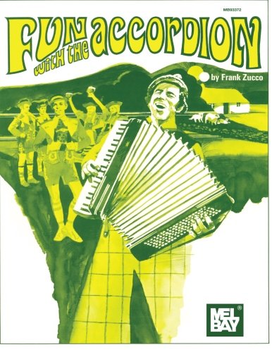 Photo: Cover of 'Mel Bay's Fun wityh the Accordion'