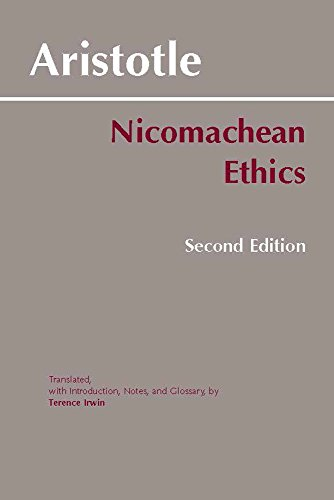 Nicomachean Ethics Book Cover Picture