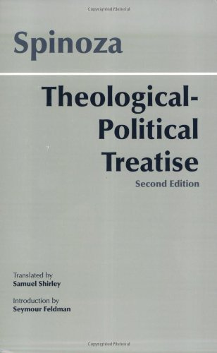 Theological-Political Treatise, by Spinoza, Benedictus, de