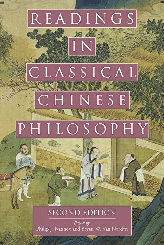 Readings in Classical Chinese Philosophy Book Cover Picture