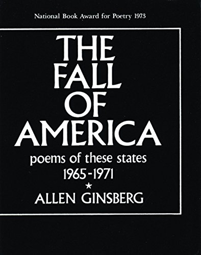 The Fall of America: Poems of These States 1965-1971 (City Lights Pocket Poets Series), Ginsberg, Allen