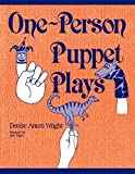 cover of One-Person Puppet Plays: