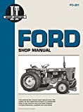  FO-201 I&T Manual: Ford Dextra, Major, Commander, 5000, 6000, 8000, 9000, TW