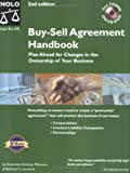 Buy Buy-Sell Agreement Handbook: Plan Ahead for Changes in the Ownership of Your Business from Amazon