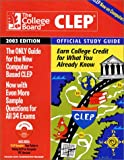 CLEP Official Study Guide, 2003 Edition