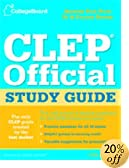 The College Board CLEP Official Study Guide, 19th Edition